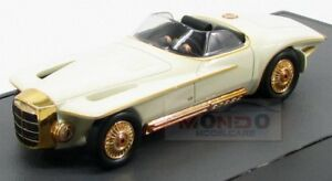 Mercer-Cobra-Exner-1965-White-Matrix-1-43-MX51303-011-Model