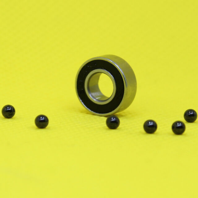 Rubber Sealed Ball Bearing Bearings BLUE 6*13*5 686RS 6x13x5 mm 25PCS 686-2RS