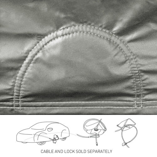 COVERKING SILVERGUARD PLUS all-weather CAR COVER made for 1997-2004 C5 Corvette