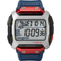 Timex Command X Red Bull Cliff Diving 54mm Resin Strap Watch