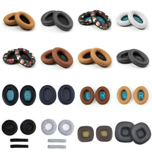 2X-L-R-Ear-Pads-Cushion-for-Bose-Quiet-Comfort-2-QC2-QC15-QC25-AE2-Headphones-US