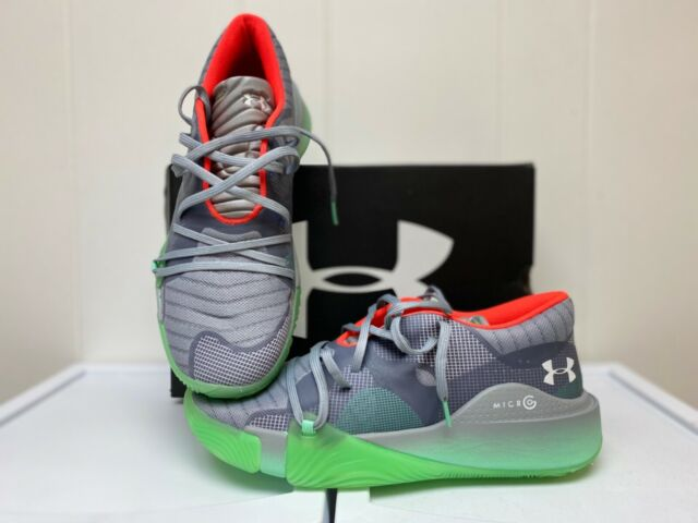 buffet mezcla prometedor  Under Armour Micro G Anatomix Spawn 2 Glow in The Dark Steph Curry-sz 9.5  for sale online | eBay