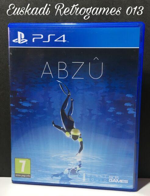 Abzû // Playstation 4 (PS4) // PAL España // 505 Games