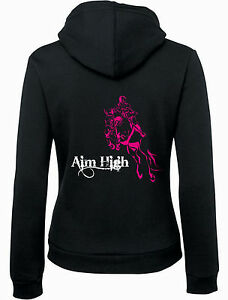 HEELS-DOWN-CLOTHING-AIM-HIGH-HOODIE-ALL-SIZES