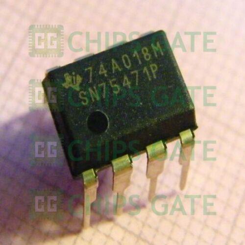 DIP8 5PCS NEW SN75471P TI D//C:05