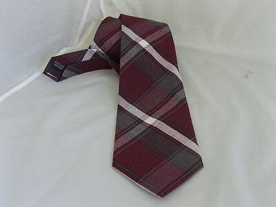 "Mens Classic Royal Blue Polyester Necktie Ties 3.5/""= 9cm Width/>P/&P 2UK/>1st Class"