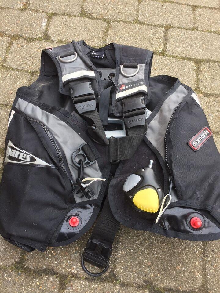 Dykkervest Airtrim