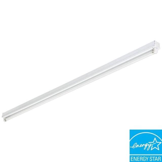 120//277V Simkar 4FT Ceiling Fluorescent Strip Light Fixture 1 X 32W T8 Lamp