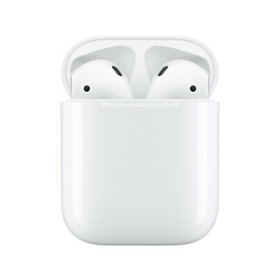 Apple AirPods 2 with Charging Case MV7N2AM/A - White