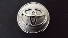 Toyota Yaris Prius Corolla Wheel Center Cap Chrome Textured Finish 42603-02220