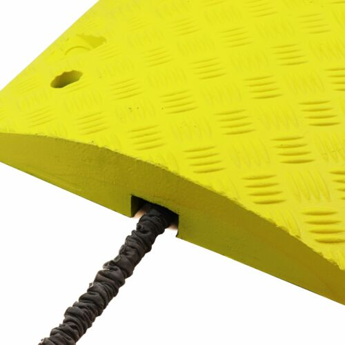 Speed Ramp Bump Yellow Middle Sections 50mm /& 75mm Traffic Calming Control