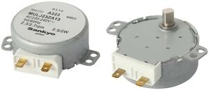 Image Is Loading Sharp Microwave Oven Turntable Motor R980j R990ks R990k