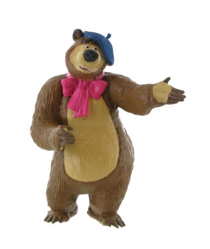 Bullyland Comansi Masha et l/'ours jouet figure glaçages pour gâteau topper
