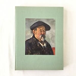 CEZANNE-1952-First-Edition-48-Color-Plates-The-Library-Of-Great-Painters