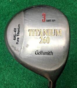 GOLFSMITH TITANIUM 260 DESCARGAR CONTROLADOR