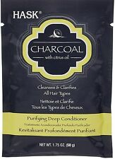 Hask Charcoal Purifying Deep Conditioner Packet 1.75 oz