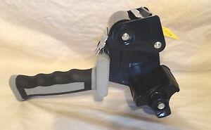 "2/"" Heavy Duty Tape Gun Dispenser Packing Machine Shipping Grip Sealing Cutter"