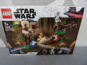 Lego Star Wars 75238 Action Battle Endor Assault - NEU - B-Ware