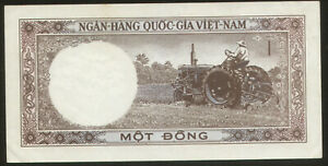 Viet-Nam-South-1-Dong-1964-Pick-15-XF