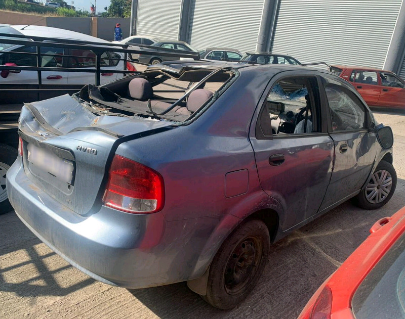 Chev Aveo stripping for spares