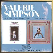 Valerie Simpson - Exposed Valerie Simpson [New CD] UK - Import