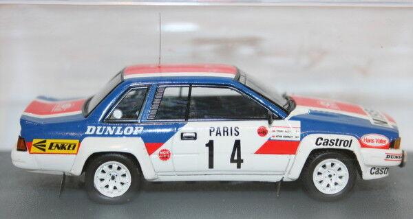 Bizarre 1 43 Scale Scale Scale Resin BZ334 - Nissan 240RS Monte Carlo 1984 720eb8