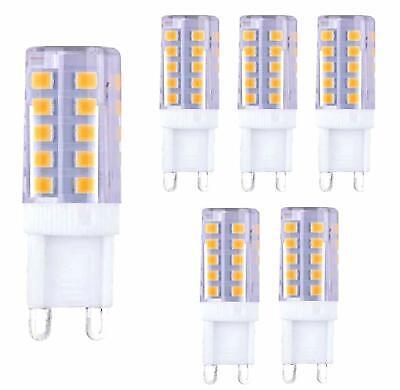 5 x G9 LED Lampe 3,5W=40W Warmweiß Leuchtmittel Lampen ACDC 220V 240V 320LM | eBay