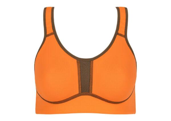 VIANIA Sport-BH 101470 CoolQuick High Function Farbe Mandarine