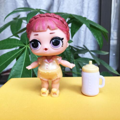 LOL Surprise Series 3-031 Doll Confetti Pop Big Sister SLEEPING B.B Color Change