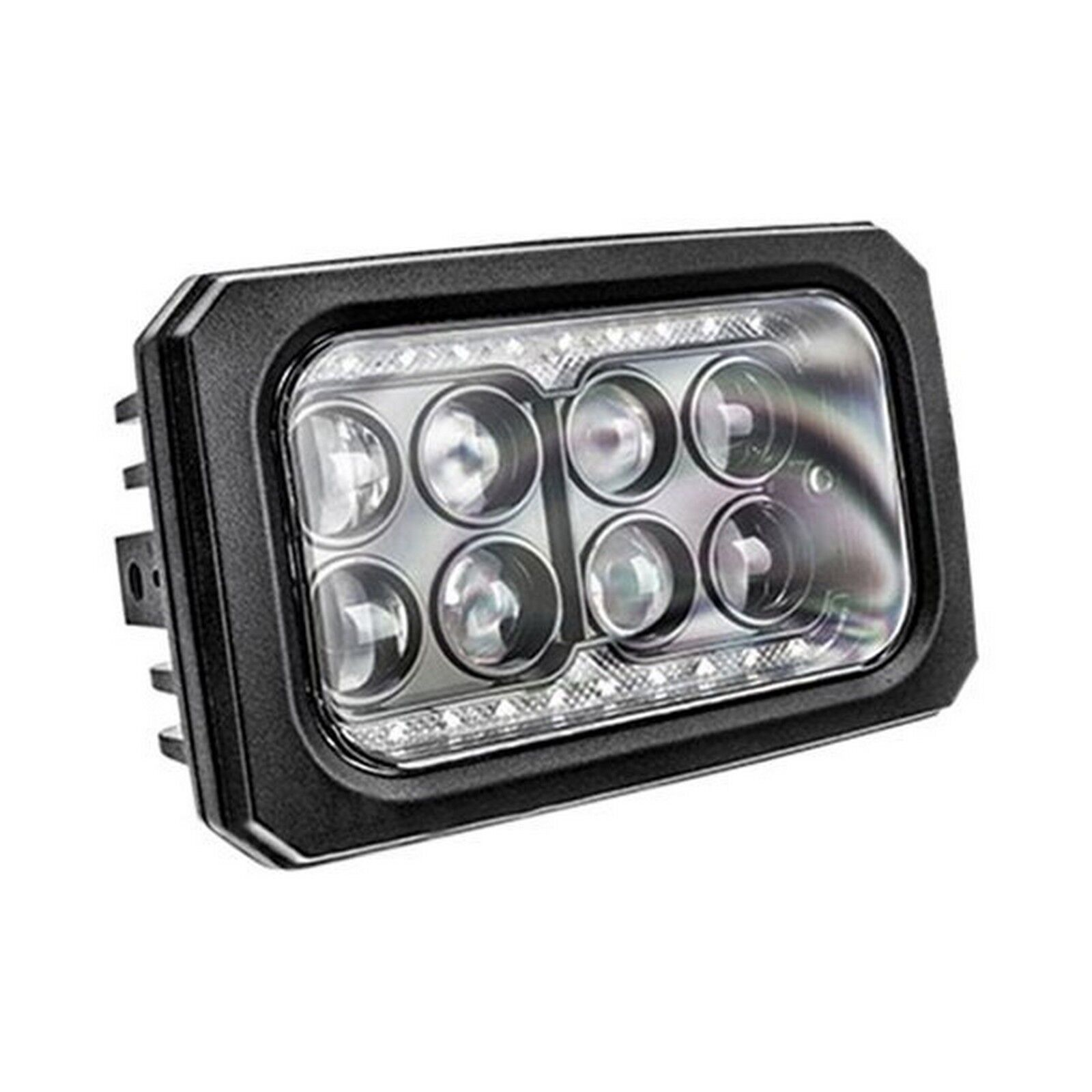 Oracle 4x6 Quot Sealed Beam 40w Replacement Led Square