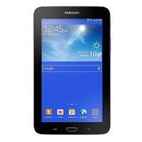 "SAMSUNG GALAXY TAB 3 SM-T113 LITE 7"" ANDROID TABLET BLACK 8GB WIFI BRAND NEW"