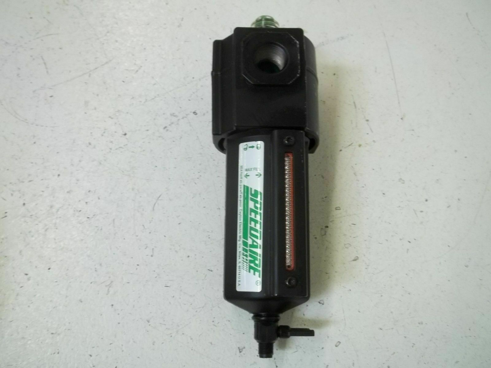 SPEEDAIRE 4ZL86 MIST LUBRICATOR USED