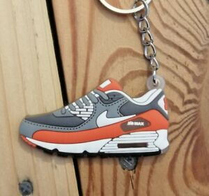 Porte clés Nike Air Max 90 BW Keychain Sneakers accessories | eBay