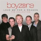 Love Me for a Reason: The Collection by Boyzone (Boy Band) (CD, Jan-2012, Spectrum Music (UK))