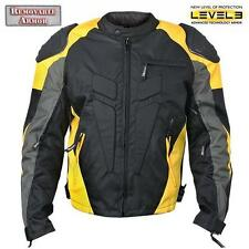 Xelement CF-625 Armored Race Motorcycle Jacket size M