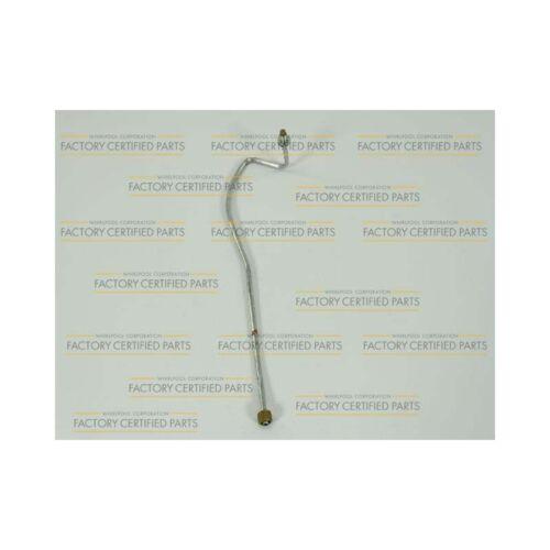 98017359 Whirlpool Stove Oven Range Rear Tubing 9500 Natural OEM 98017359