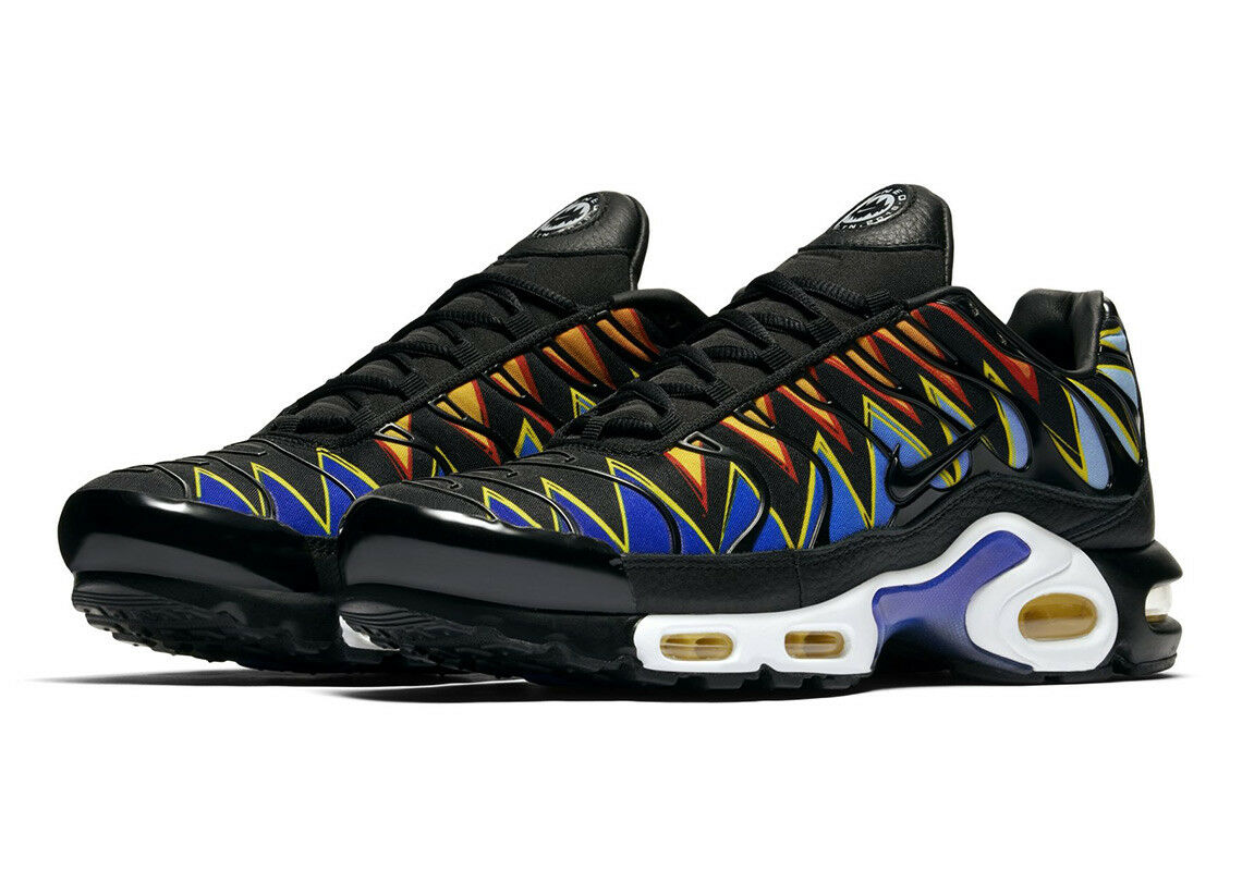 "Nike MEN'S Air Max Plus SIZE SIZE SIZE 8.5 BRAND NEW ""The Shark"" La Requin France e8ceac"