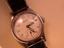 "Vintage Mathey-Tissot ""Multifort"" 17J Gold Train Keeping time but needs serviced"