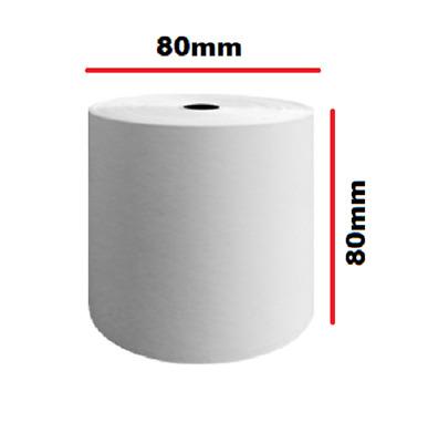 80 x 80 rollos de papel t/érmico 20 rollos Citizen CBM232
