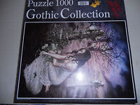 jigsaw puzzle Gothic Collection by clementoni 1000 pieces new
