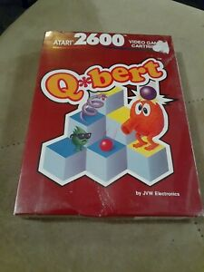Qbert-by-RED-LABEL-for-ATARI-2600-BRAND-NEW-FREE-SHIPPING