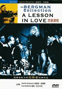 New-DVD-034-A-Lesson-In-Love-034-The-Bergman-Collection-Eva-Dahlbeck