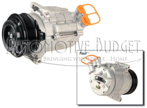 A//C Compressor w//Clutch for Chevrolet Camaro w//3.6L Engine NEW