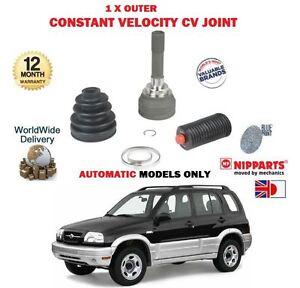 Pour-SUZUKI-GRAND-VITARA-2-5-i-1998-2005-nouveau-automatique-l-039-obtention-de-la-vitesse-cv-joint