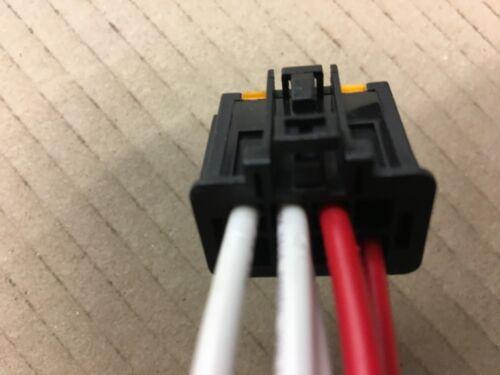 Chauffage résistance Connecteur Ventilateur Moteur rhéostat VAUXHALL MOVANO fil Van