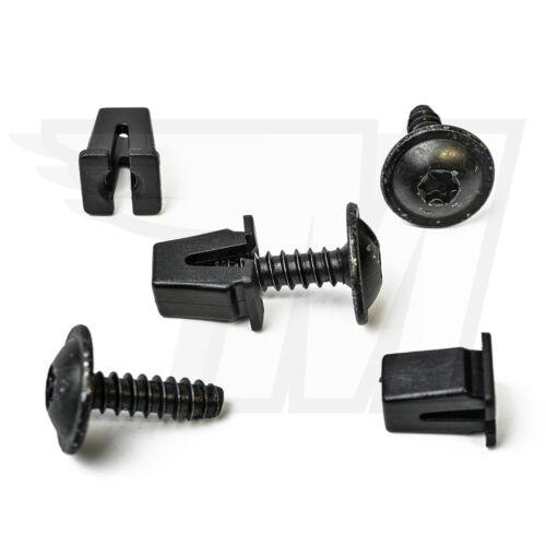 metal tornillo de fijación Audi VW skoda... 20x universal spreizmutter clips