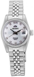 "ORIENT ""President"" Classic Automatic Sapphire Ladies Watch NR16003W"
