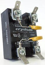 CRYDOM A2410 Halbleiterrelais Solid-State Relay Output 240V~ 10A Input 90-280V~