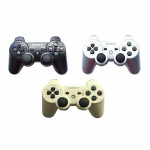 Official-Original-Sony-PS3-Six-Axis-Playstation-3-Controller-Multiple-Colours