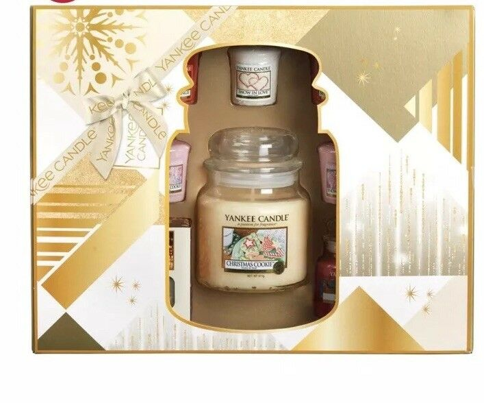Yankee Candle Christmas Collection Gift Set 2018 NEW
